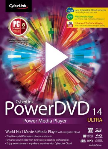 ciberlink power dvd 14 serial
