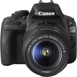 canon eos100D DSLR camera