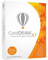 corel draw x7 home and student