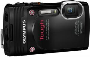 Olympus Stylus Tough TG 850 Digital Compact Camera