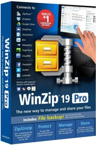 WinZip Pro v19 5 11475 x64 Incl Keymaker-CORE