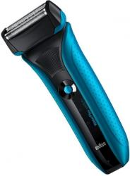 Braun WF2S Blue WaterFlex Wet and Dry shaver