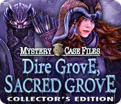 Mystery Case Files Dire Grove Sacred Grove