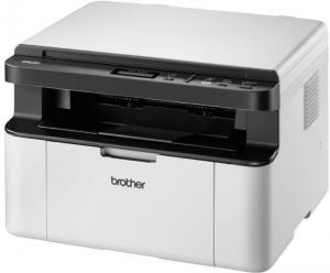 Brother DCP 1610W A4 Mono Multifunction Laser Printer