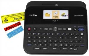 Brother Printer PTD600VP PC Connectible Label Maker
