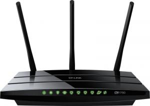 TP LINK Archer C7 AC1750 Wireless Dual Band Gigabit Cable Router