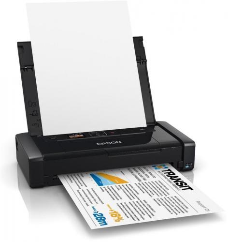 Portable Color Inkjet Printer