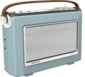 Goodmans Iconic Style Contemporary DAB FM RDS Radio