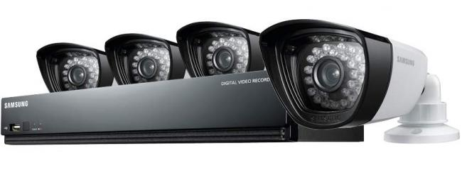Review Samsung Techwin Hd Video Security System