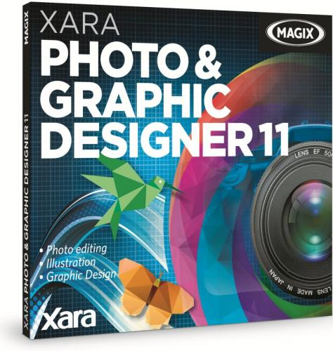 Review Xara Photo Graphics Designer 11