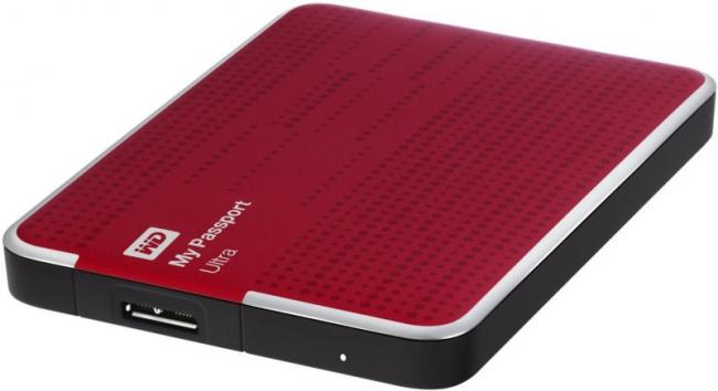 Review : WD My Passport Ultra 1-3TB