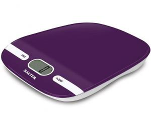 Salter Contour Electronic Digital Kitchen Scales