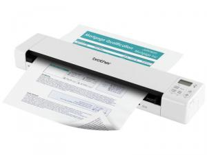 Brother DS 920DW Wireless Duplex Mobile Color Page Scanner