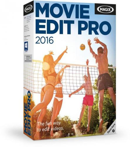 Review magix movie pro 2016 for Magix movie edit pro templates