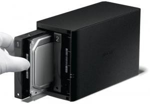Buffalo 520 2 Bay 2 TB Network Attached Storage