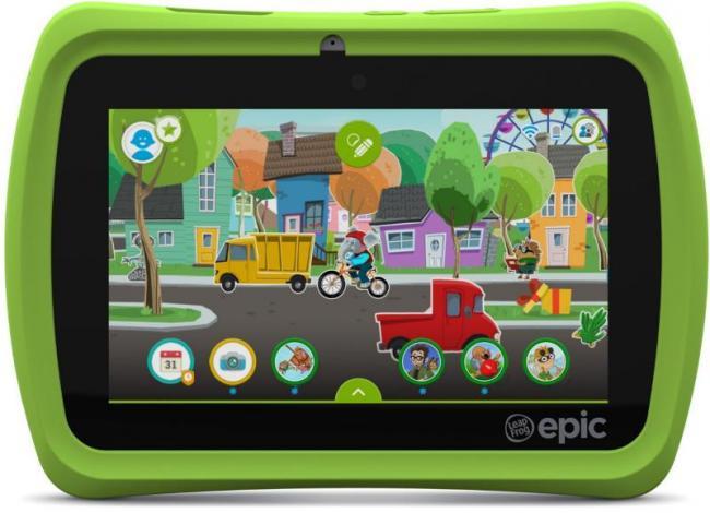 Review : LeapFrog Epic