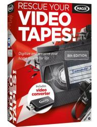 magix rescue your video tapes 8