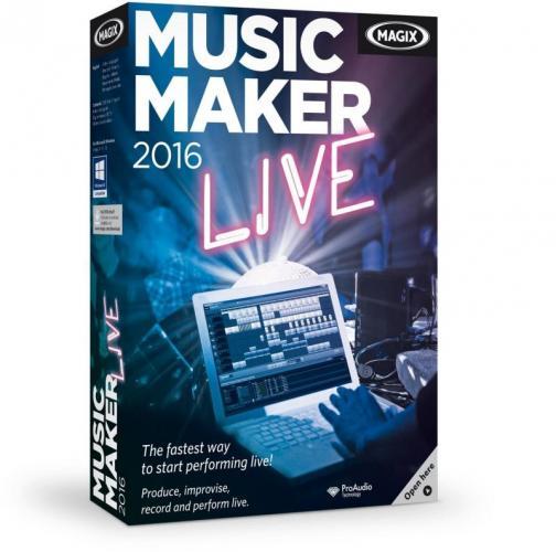 magix music maker trial code