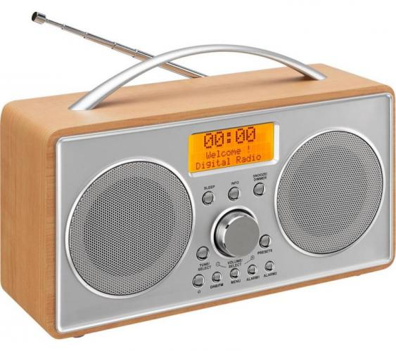 review logic dab fm radio. Black Bedroom Furniture Sets. Home Design Ideas
