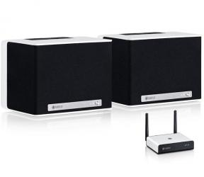2Raumfeld Start speakers