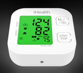 iHealth BP5 Bluetooth Blood Pressure Monitoring Device