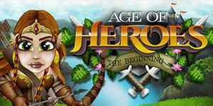 Game Age of Heroes The Beginning