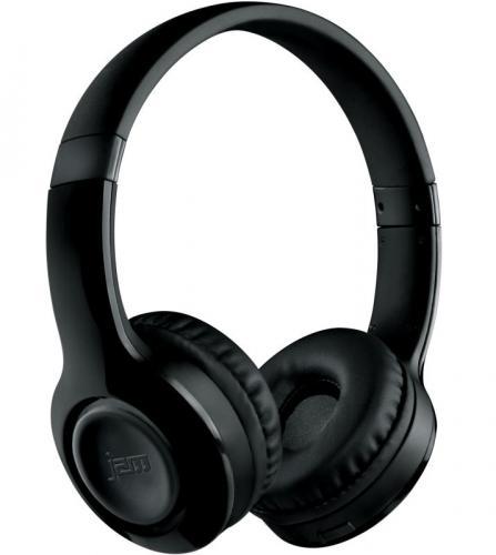 Best Buy: JAM Transit Wireless On-Ear Headphones Black HX