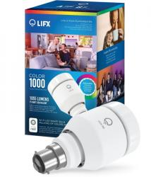 LIFX Colour 1000 Wi Fi Smart LED Light Bulb