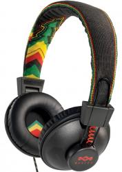 House of Marley EM JH011 RA Positive Vibration Jammin On ear Headphone