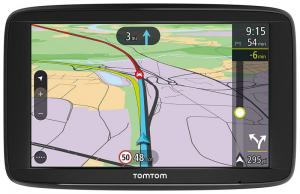 TomTom VIA 62 6 inch Sat Nav with Western Europe Maps