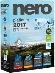 nero 2017 platinum video software