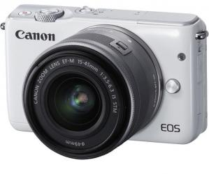 Canon EOS M10 Digital System Camera