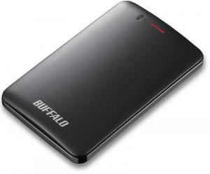 Buffalo Mini station SSD Lightweight and Compact