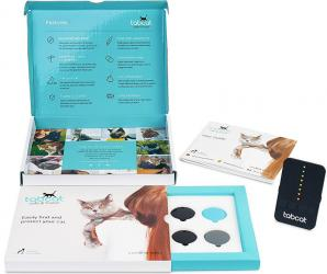 Tabcat Pack Cat Tracker