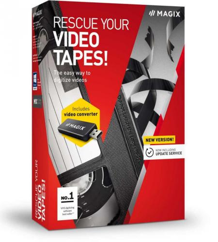 Review : Magix Rescue Your Video Tapes