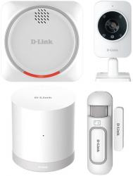 D Link DCH 107KT mydlink Smart Home Security Kit