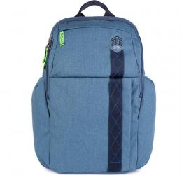 STM Kings Backpack for 15 Inch Laptop China Blue