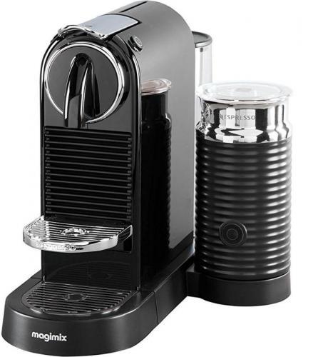 Nespresso Citiz And Milk Coffee Machine