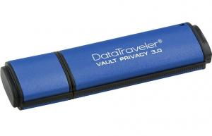 Kingston Data Traveler Vault Privacy encrypted USB 3