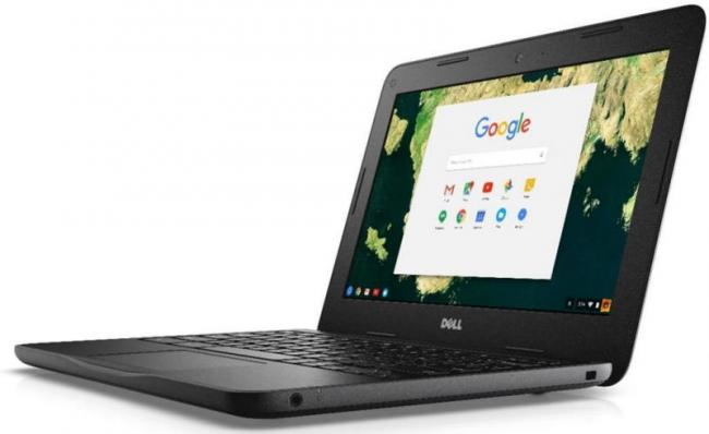 Review : Dell Chromebook 11 3180