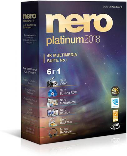 difference between nero 2017 classic and platinum