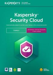 Kaspersky Family Security Cloud
