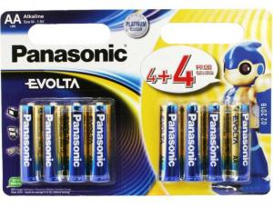 panasonic evolta AA batteries