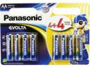 877102 panasonic evolta AA batterie
