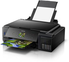 Epson EcoTank ET 7750 Refillable Ink Tank Wi Fi A3 Printer Scanner