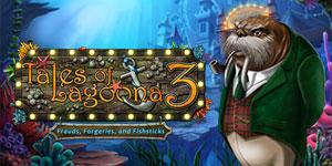 Tales of Lagoona 3 Frauds Forgeries Fishsticks
