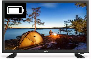 Cello 22 Inch Battery Powered HD TV with Freeview