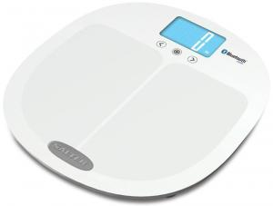 Salter Curve Bluetooth Smart Analyser Bathroom Scales 9192