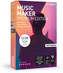MAGIX Music Maker 2019 Edition Premium