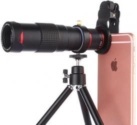 Clip On Professional 22x Mobile Phone Zoom Lens